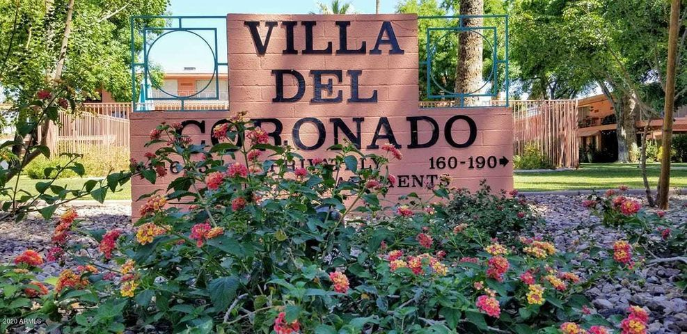 160 E CORONADO Road, 59, Phoenix, AZ 85004