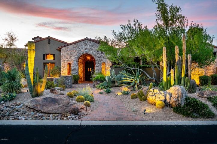 10668 E Blue Sky Drive, Scottsdale, AZ 85262