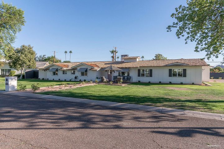 6101 E CALLE DEL NORTE Street, Scottsdale, AZ 85251