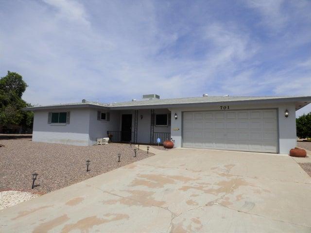 701 N 59TH Place, Mesa, AZ 85205