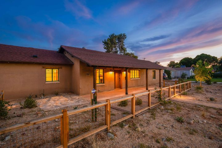 WELCOME HOME - Arizona Style, Vintage Charm! This Historic Adobe is Restored and Ready to Enjoy!
