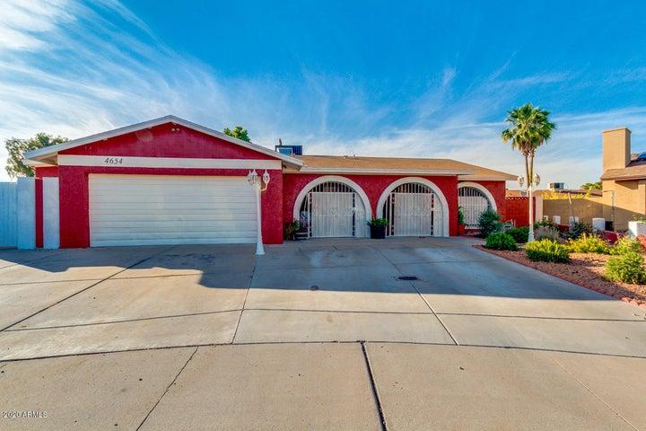4654 N 76TH Drive, Phoenix, AZ 85033