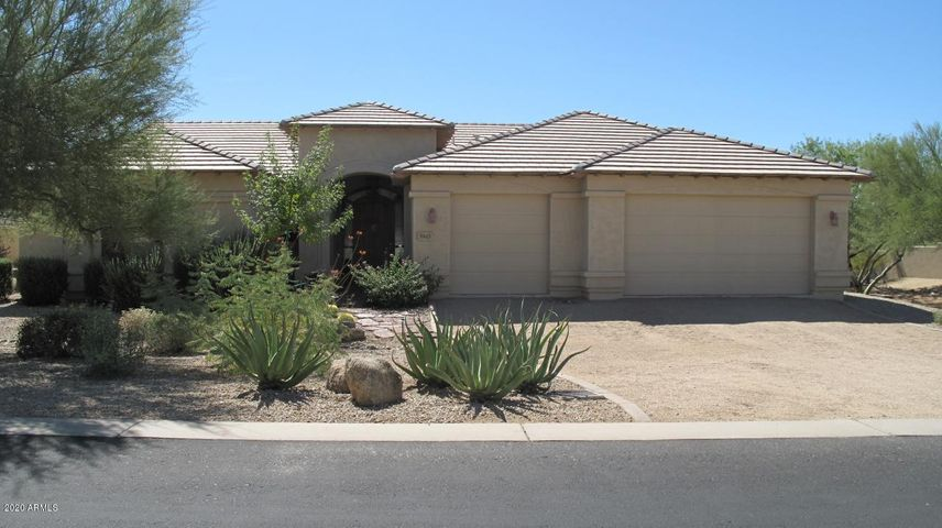 5443 E DESERT FOREST TRAIL Trail, Cave Creek, AZ 85331