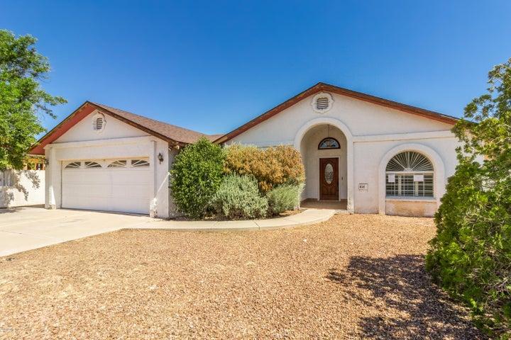 416 E 5th Street, Eloy, AZ 85131