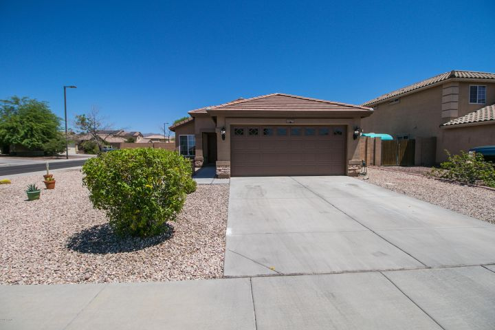 22274 W TWILIGHT Trail, Buckeye, AZ 85326