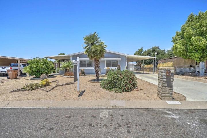 9708 E FRITO Avenue, Mesa, AZ 85208
