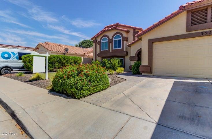 3211 W FRANKFURT Drive, Chandler, AZ 85226