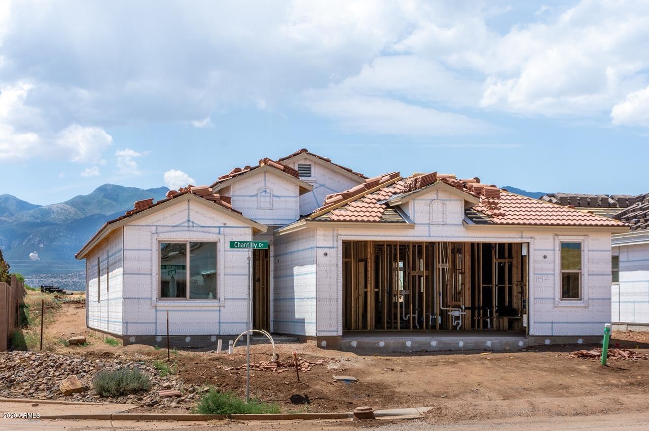 374 Chantilly Drive, Lot 187, Sierra Vista, AZ 85635