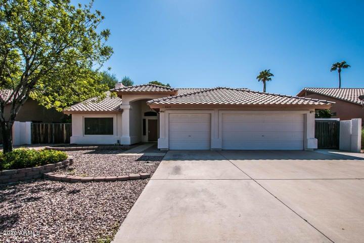8629 S Los Feliz Drive, Tempe, AZ 85284