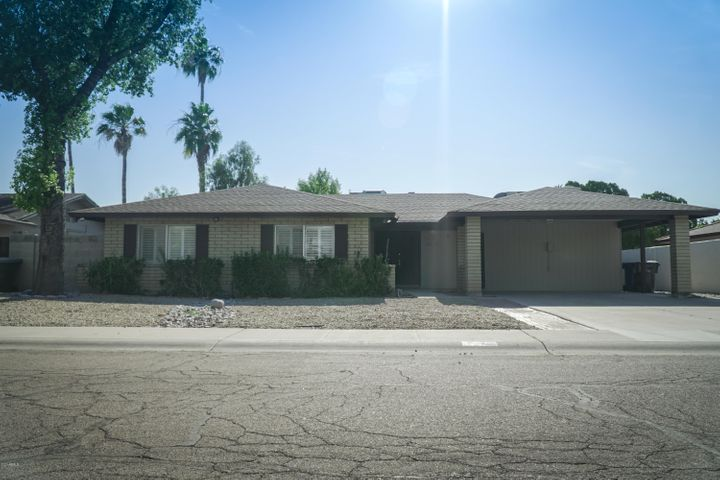5612 S Heather Drive, Tempe, AZ 85283