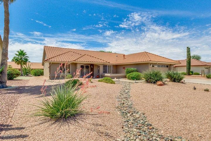 14517 W HERITAGE Drive, Sun City West, AZ 85375