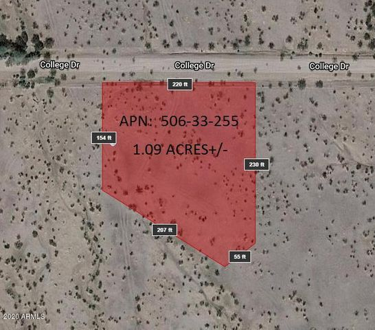 44073 W College Drive, -, Tonopah, AZ 85354