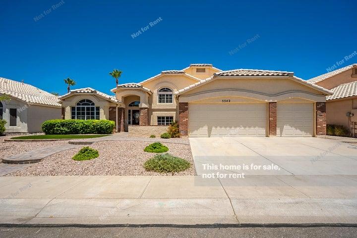 5542 W ROSS Drive, Chandler, AZ 85226