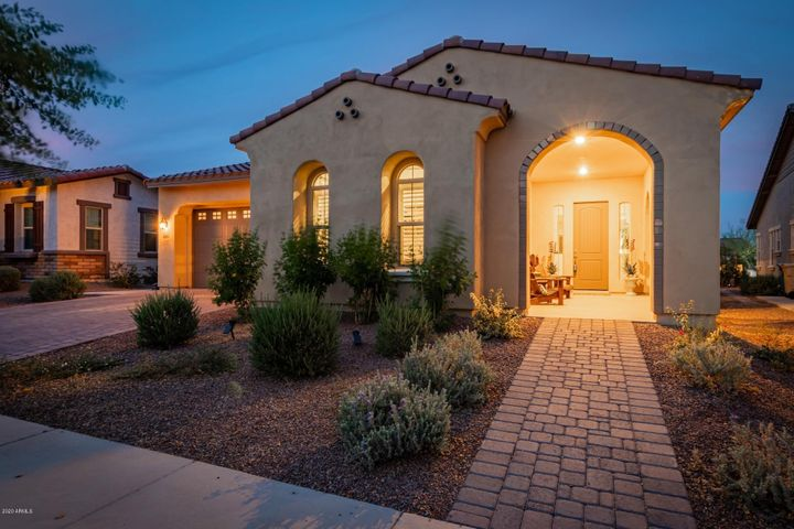 4891 N 207TH Lane, Buckeye, AZ 85396