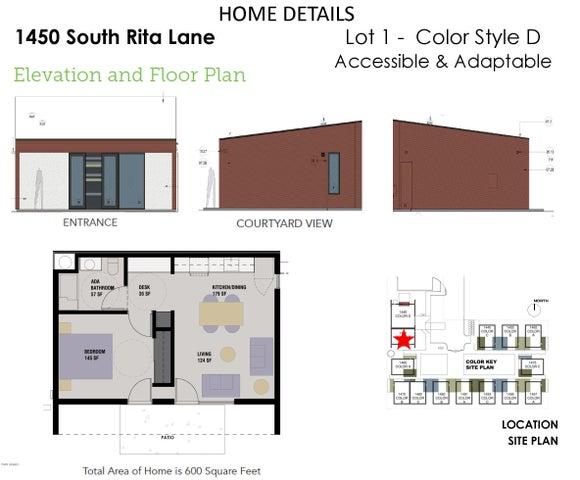 1450 S Rita Lane, Tempe, AZ 85281