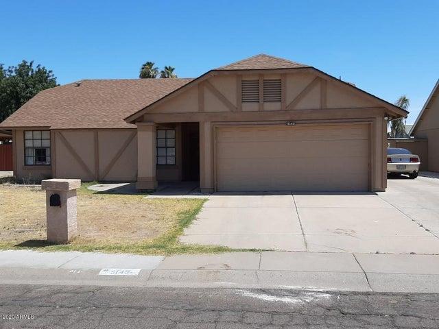 5143 W DIANA Avenue, Glendale, AZ 85302