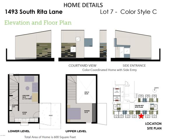 1497 S Rita Lane, Tempe, AZ 85281