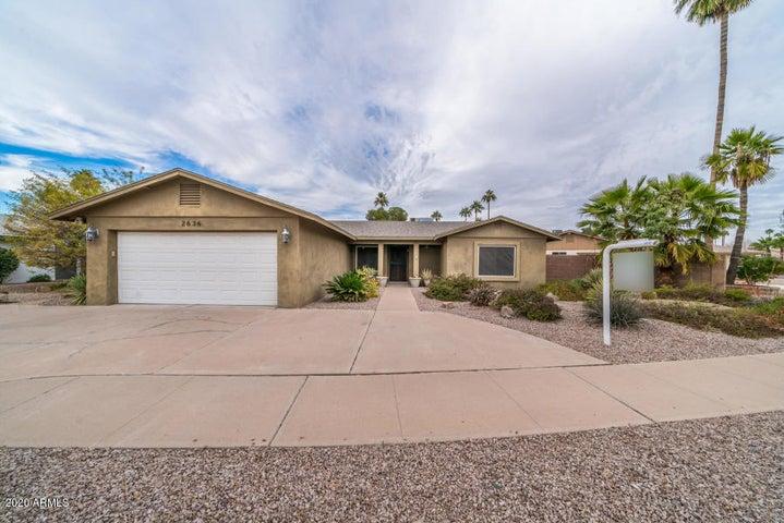 2636 W LAGUNA AZUL Avenue, Mesa, AZ 85202