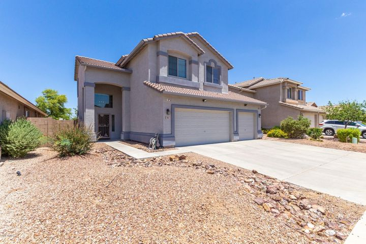 2042 W GOLDMINE MOUNTAIN Drive, Queen Creek, AZ 85142