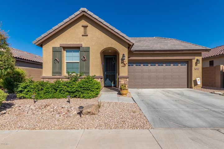 16020 N 109TH Lane, Sun City, AZ 85351