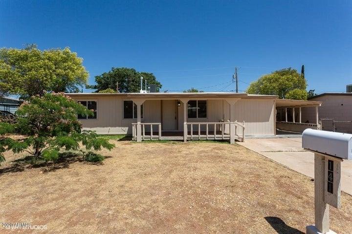 141 STEFFEN Street, Sierra Vista, AZ 85635