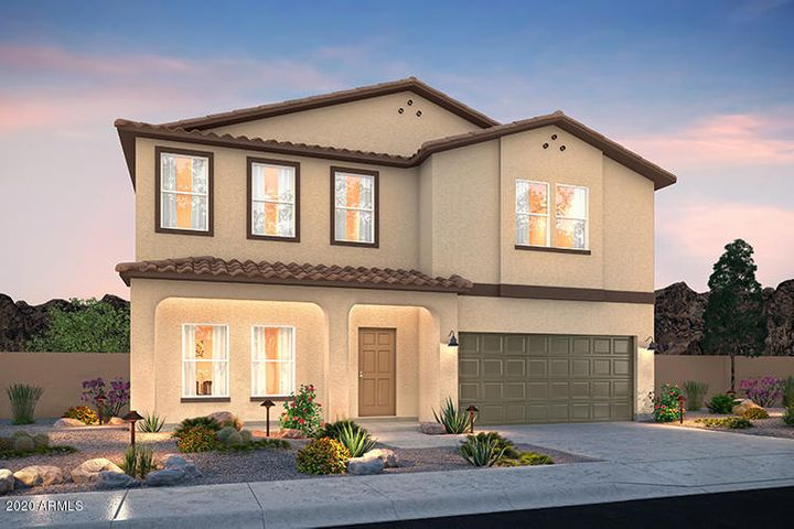 17764 N COSTA BRAVA Avenue, Maricopa, AZ 85139