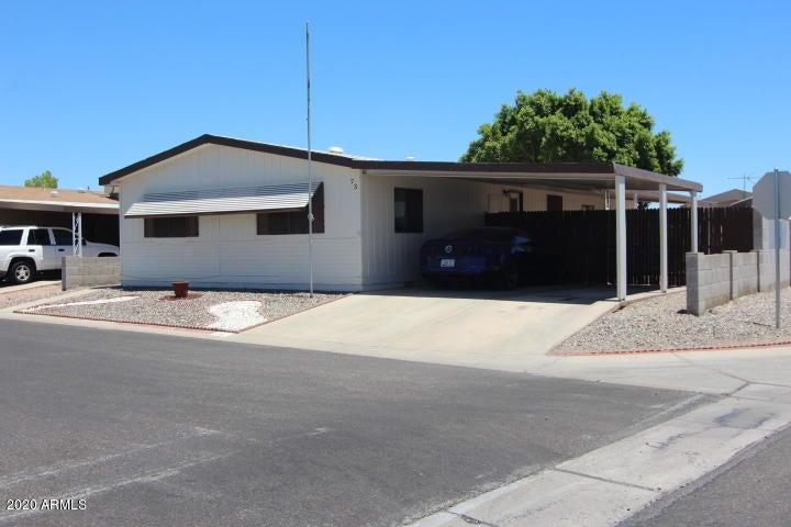 8601 N 103RD Avenue, 73, Peoria, AZ 85345