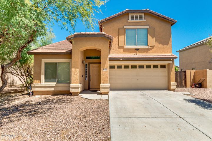 40798 W THORNBERRY Lane, Maricopa, AZ 85138