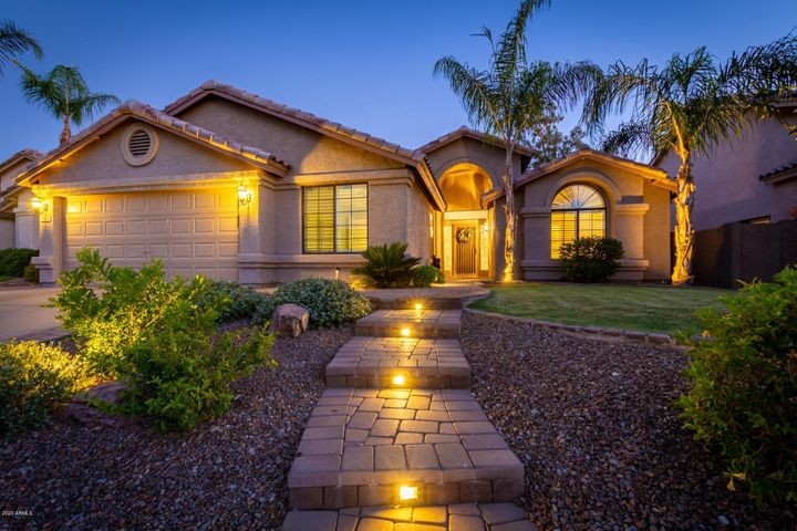 1251 W HONEYSUCKLE Lane, Chandler, AZ 85248