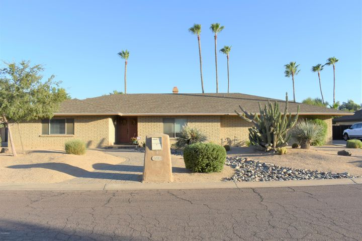 5409 E WINDROSE Drive, Scottsdale, AZ 85254
