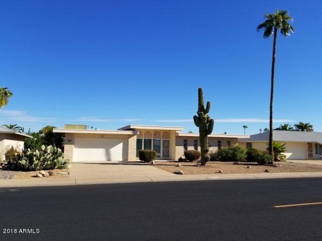 10010 W BURNS Drive, Sun City, AZ 85351