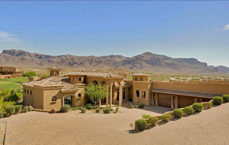 4588 S AVENIDA CORAZON DE ORO Street, Gold Canyon, AZ 85118