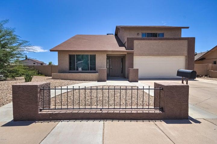 2325 S STANDAGE, Mesa, AZ 85202