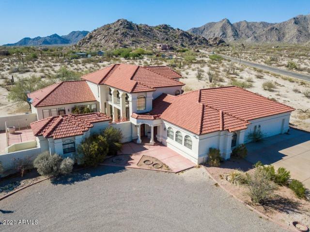 11256 W AUTUMNWOOD Road, Casa Grande, AZ 85194