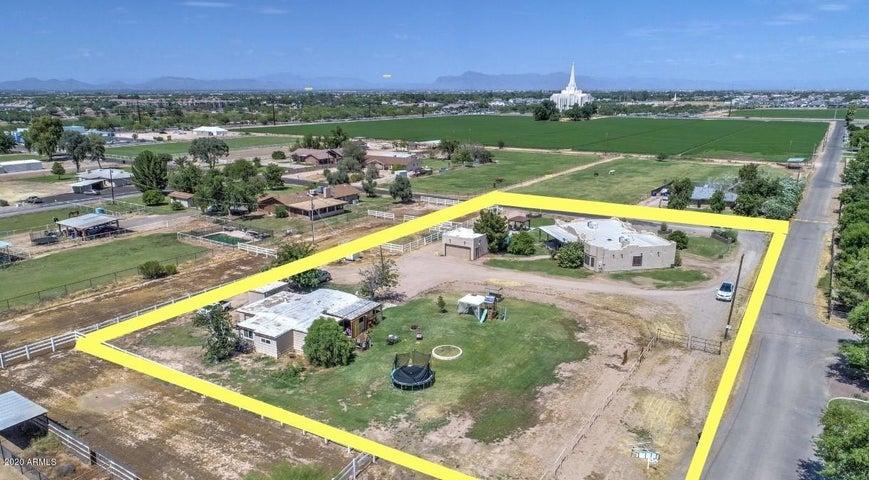 3382 S 157TH Place, Gilbert, AZ 85297