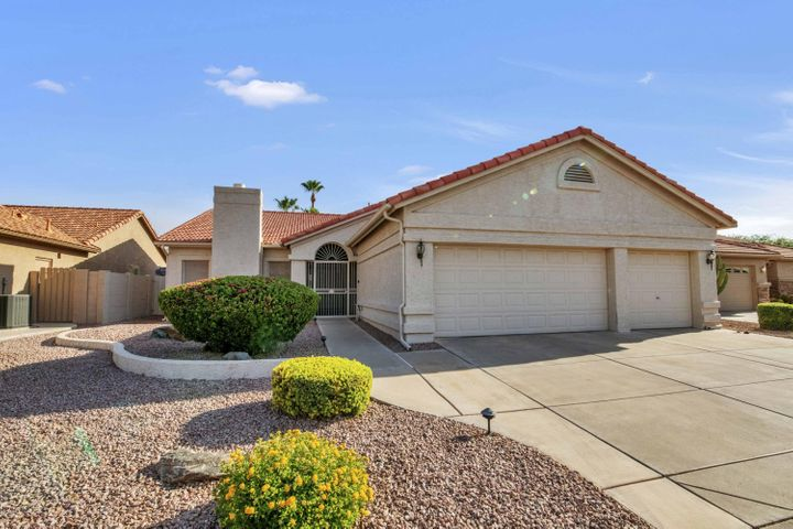 8910 E COOPERS HAWK Court, Sun Lakes, AZ 85248