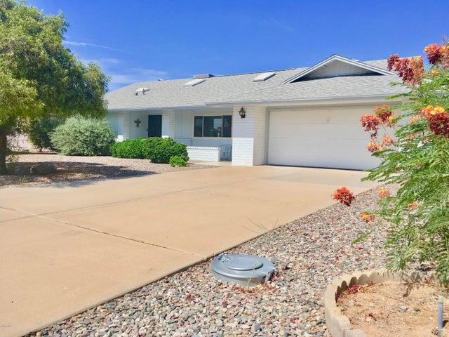 19815 N 124TH Drive, Sun City West, AZ 85375