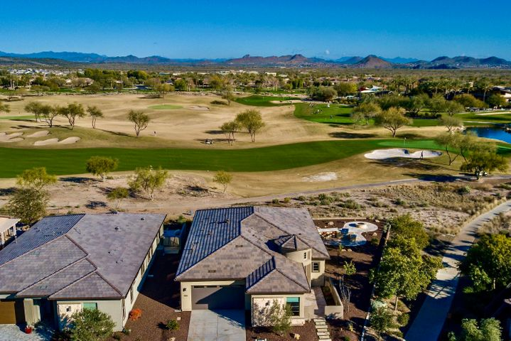 2307 sq ft Spectrum with Guest Suite located along Hole 1 Green with Incredible Views