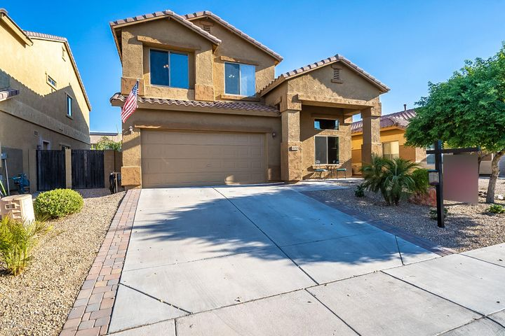 18215 W MISSION Lane, Waddell, AZ 85355