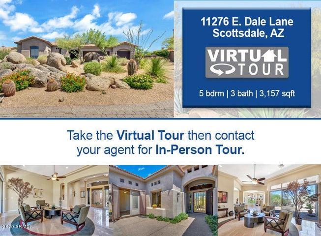 11276 E DALE Lane E, Scottsdale, AZ 85262