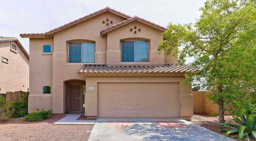 25185 W PARK Avenue, Buckeye, AZ 85326