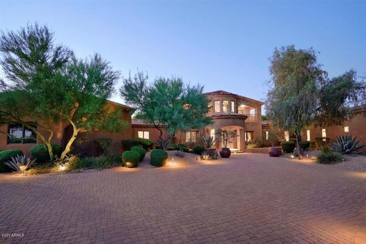 8050 E MARIPOSA GRANDE Drive, Scottsdale, AZ 85255