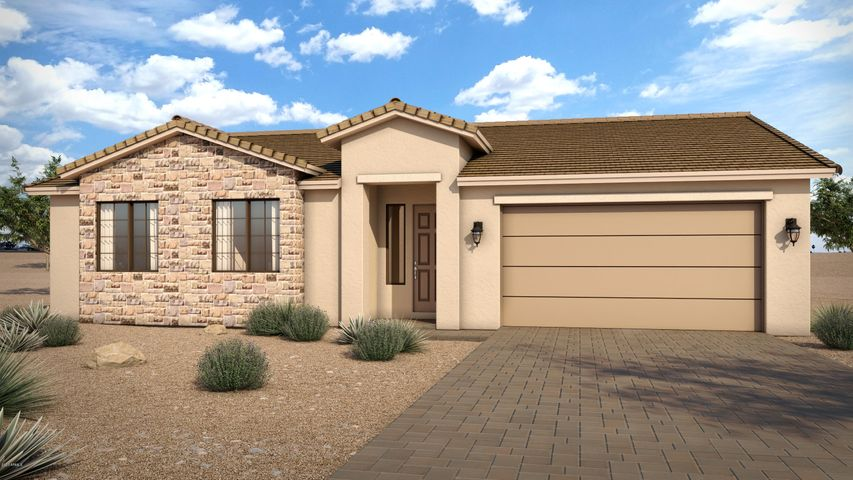 Rendering of Morgan Taylor Home - final finishes will vary