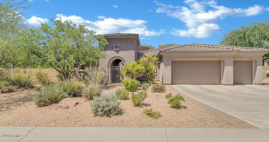 30434 N Palo Brea Drive, Scottsdale, AZ 85266