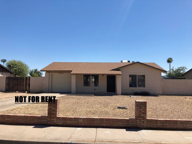 7407 W HATCHER Road, Peoria, AZ 85345