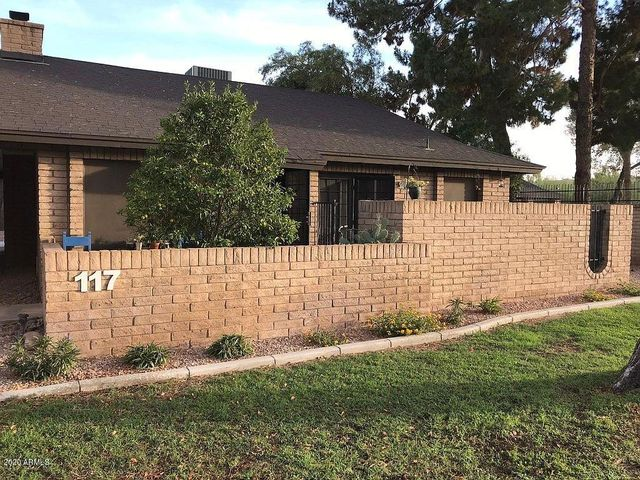 117 W CONCORDA Drive, 101, Tempe, AZ 85282