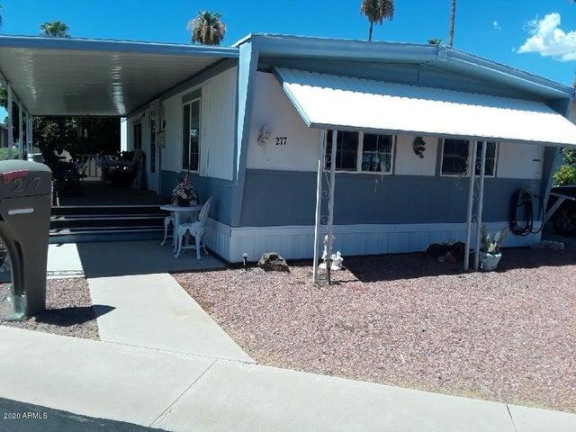 4065 E UNIVERSITY Drive, 277, Mesa, AZ 85205