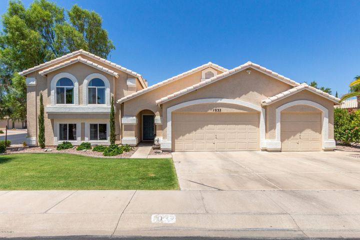 1032 W STARWARD Court, Gilbert, AZ 85233