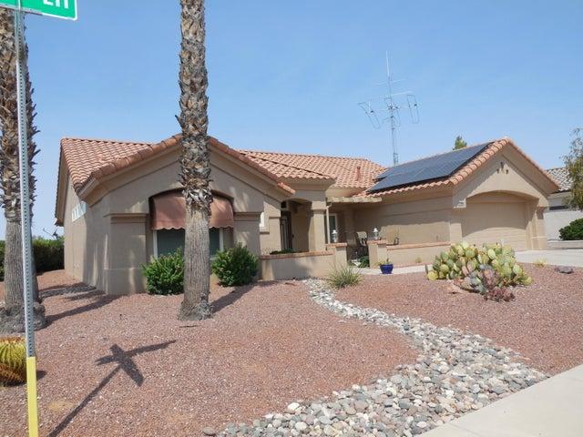 21604 N 156TH Lane, Sun City West, AZ 85375