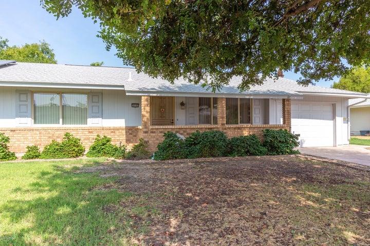 10107 W KINGSWOOD Circle, Sun City, AZ 85351